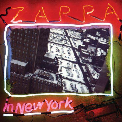 Frank Zappa - Zappa in New York - Preis vom 13.06.2021 04:45:58 h