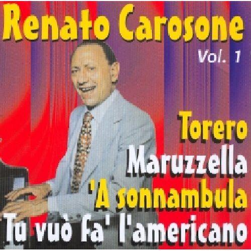 Renato Carosone - Renato Carosone V.1 - Preis vom 15.06.2021 04:47:52 h