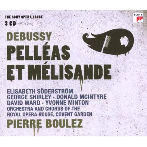 Pierre Boulez - Pelléas et Mélisande-Sony Opera House - Preis vom 12.06.2021 04:48:00 h
