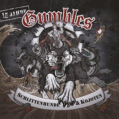 Gumbles - Schlittenhunde & Kojoten - Preis vom 11.06.2021 04:46:58 h