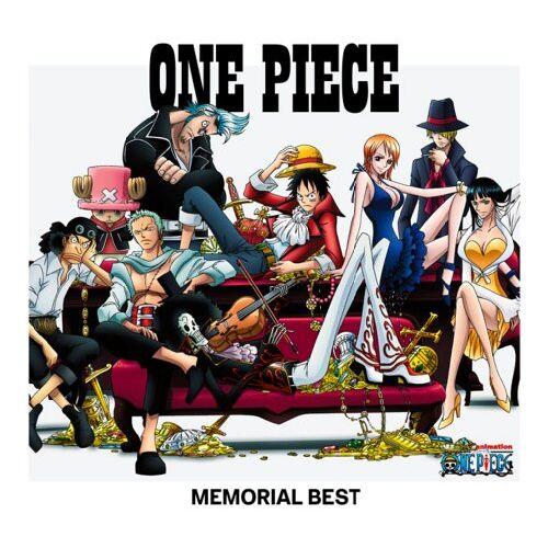 Ost - One Piece Memorial Best - Preis vom 18.06.2021 04:47:54 h