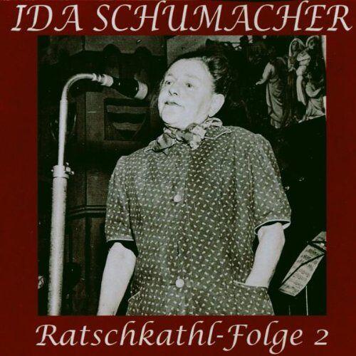 Ida Schumacher - Ratschkathl-Folge 2 - Preis vom 18.06.2021 04:47:54 h