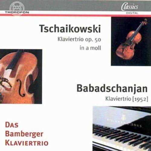 das Bamberger Klaviertrio - Klaviertrio Op. 50 / Klaviertrio - Preis vom 19.06.2021 04:48:54 h