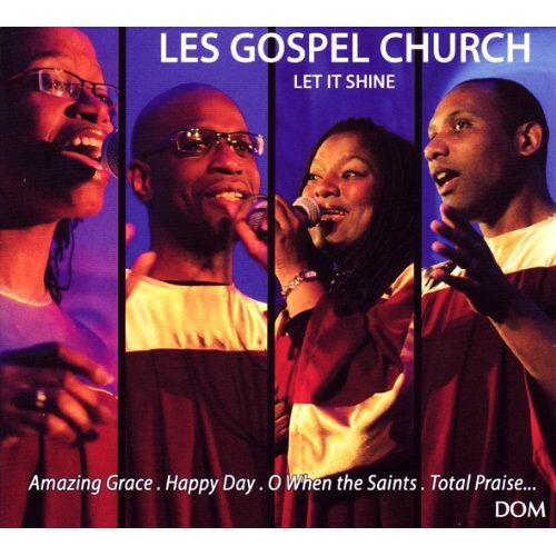 Gospel Church - Gospel Church: Let It Shine - Preis vom 20.06.2021 04:47:58 h