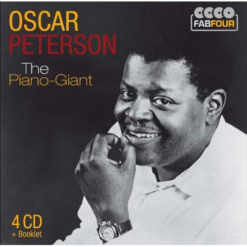 Oscar Peterson - The Piano-Giant - Preis vom 13.06.2021 04:45:58 h