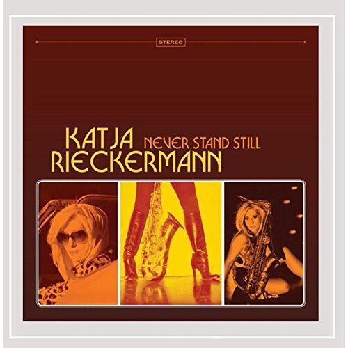 Katja Rieckermann - Never Stand Still - Preis vom 19.06.2021 04:48:54 h