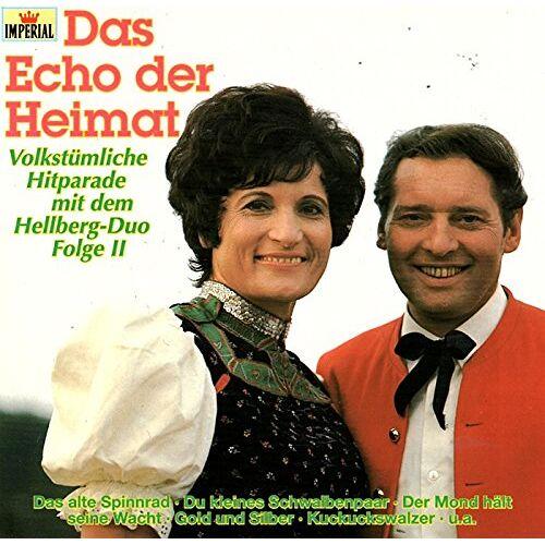 Hellberg Duo - Das Echo der Heimat - Preis vom 16.06.2021 04:47:02 h