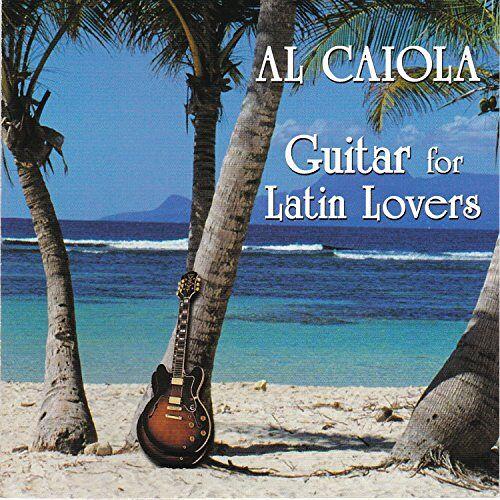 Al Caiola - Guitar for Latin Lovers - Preis vom 22.06.2021 04:48:15 h