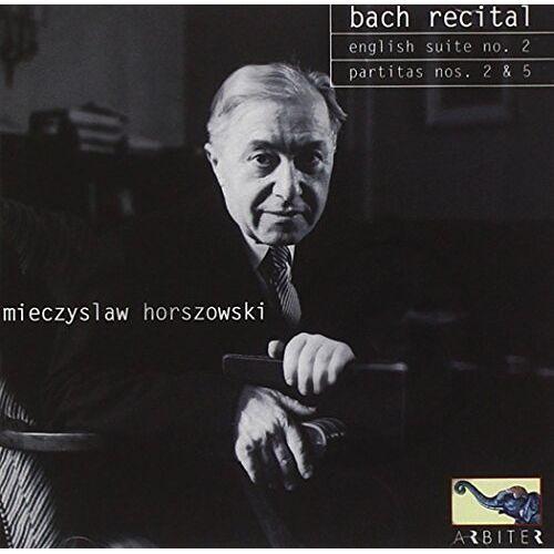 Mieczyslaw Horszowski - Horszowski / Bach Recital - Preis vom 18.10.2021 04:54:15 h