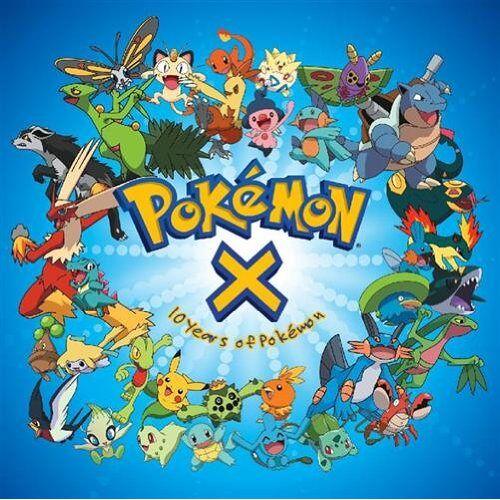 Dan Hill - Pokémon X - 10 Years of Pokémon - Preis vom 15.06.2021 04:47:52 h