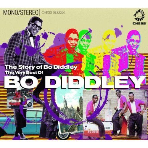 Bo Diddley - Story of Bo Diddley: Very - Preis vom 13.06.2021 04:45:58 h