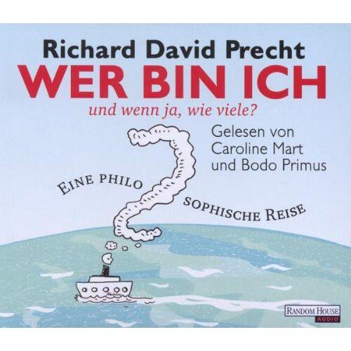 - Wer Bin Ich Und Wenn Ja,Wieviele (Sonderausgabe) - Preis vom 17.05.2021 04:44:08 h