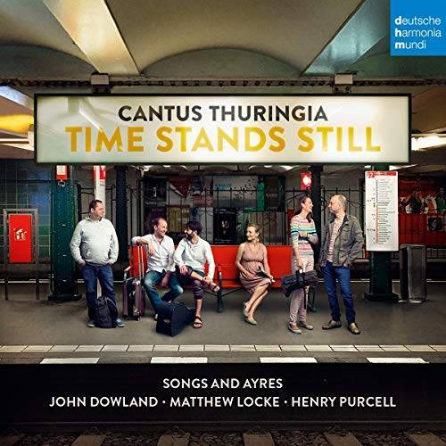 Cantus Thuringia - Time stands still - Preis vom 11.06.2021 04:46:58 h