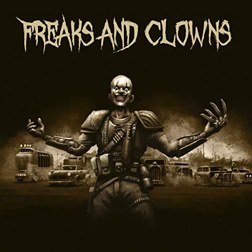 Freaks and Clowns - Freaks and Clowns (Digipak) - Preis vom 19.06.2021 04:48:54 h
