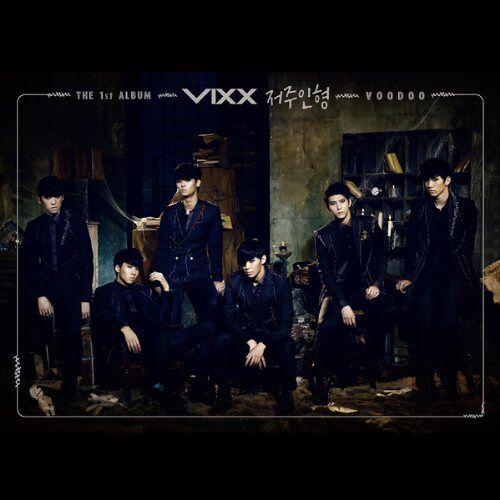 Vixx - Vol.1-Voodoo - Preis vom 20.06.2021 04:47:58 h