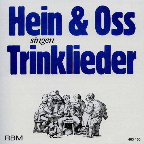 Hein & Oss - Hein & Oss singen Trinklieder - Preis vom 17.06.2021 04:48:08 h