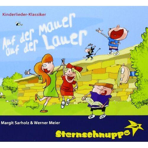 Sternschnuppe - Auf der Mauer, auf der Lauer - Preis vom 15.06.2021 04:47:52 h