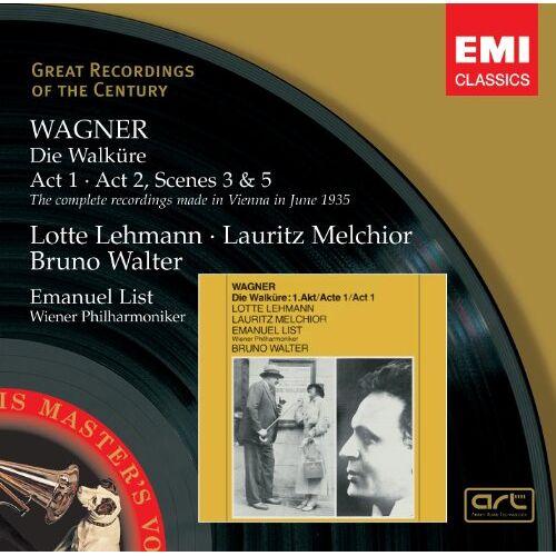 Lehmann - Walküre Akt 1 & 2 - Preis vom 18.10.2021 04:54:15 h