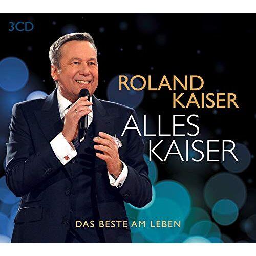 Roland Kaiser - Alles Kaiser (das Beste am Leben) - Preis vom 09.06.2021 04:47:15 h