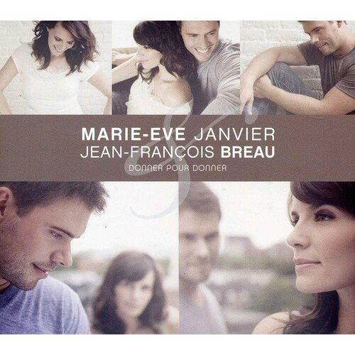 Jean-Francois et Marie-E Breau - Donner pour Donner - Preis vom 17.06.2021 04:48:08 h