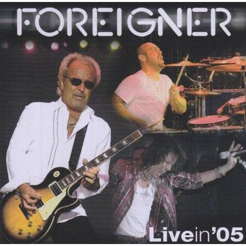 Foreigner - Foreigner/Live in 05 - Preis vom 19.06.2021 04:48:54 h