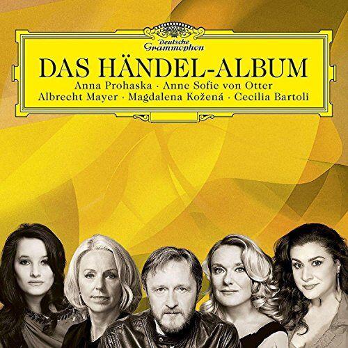 Bartoli - Das Händel-Album (Excellence) - Preis vom 28.07.2021 04:47:08 h