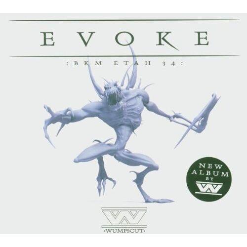 Wumpscut - Evoke+Bonus CD - Preis vom 19.06.2021 04:48:54 h