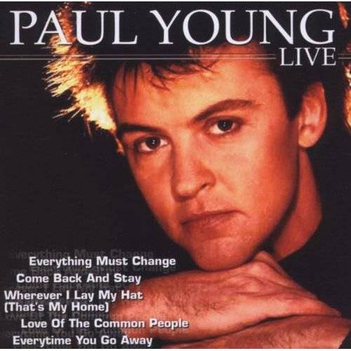 Paul Young - Paul Young,Live - Preis vom 20.06.2021 04:47:58 h