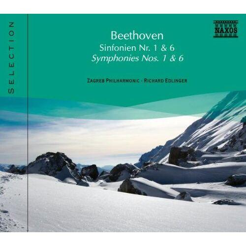 Edlinger - Symphonie Nr. 1+6 - Preis vom 13.06.2021 04:45:58 h