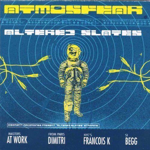 Atmosfear - Altered Slates-the Album - Preis vom 11.06.2021 04:46:58 h