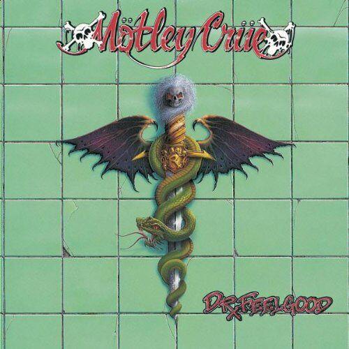 Mötley Crüe - Dr.Feelgood - Preis vom 26.07.2021 04:48:14 h