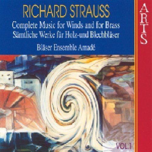 Bläser Ensemble Amade - Werke für Bläser und Blechbläser Vol. 1 - Preis vom 15.06.2021 04:47:52 h