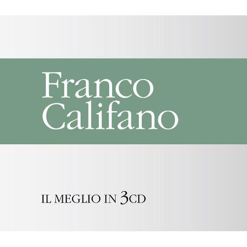Franco Califano - Franco Califano: Il Meglio in 3 CD (3 CD) - Preis vom 16.06.2021 04:47:02 h