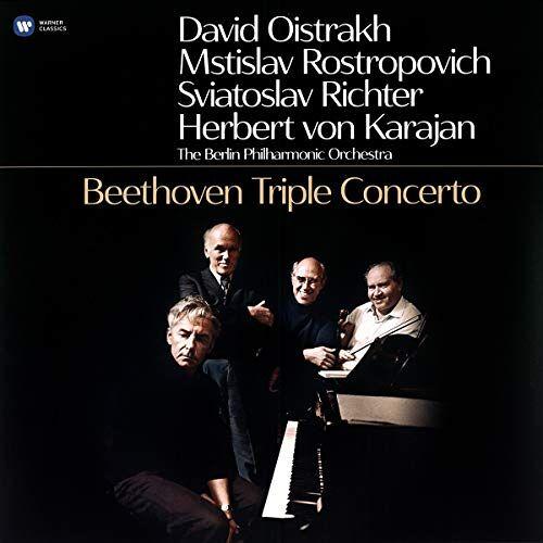 Oistrach - Tripelkonzert [Vinyl LP] - Preis vom 15.06.2021 04:47:52 h