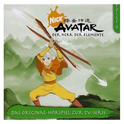 Avatar - (6) Avatar Orig.Hörspiel zur TV-Serie - Preis vom 21.06.2021 04:48:19 h