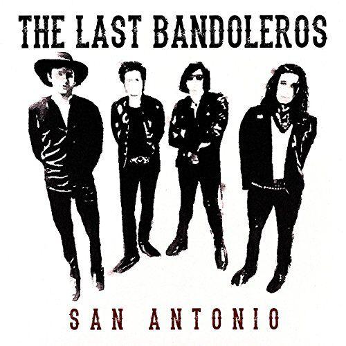 the Last Bandoleros - San Antonio [Vinyl LP] - Preis vom 21.06.2021 04:48:19 h