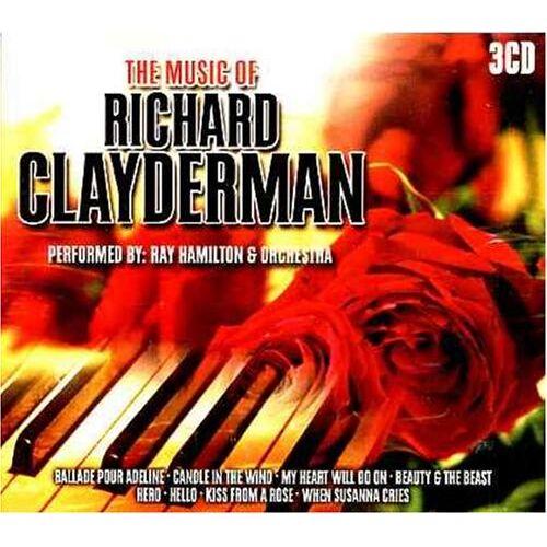 Richard Clayderman - Music of Richard Clayderman - Preis vom 21.06.2021 04:48:19 h
