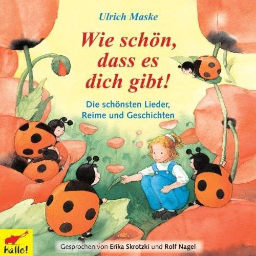 Ulrich Maske - Wie Schön,Dass Es Dich Gibt! - Preis vom 13.06.2021 04:45:58 h