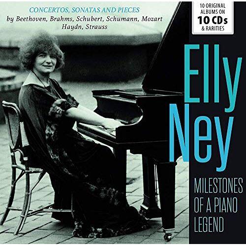 Elly Ney - Milestones of a Piano Legend - Preis vom 19.06.2021 04:48:54 h