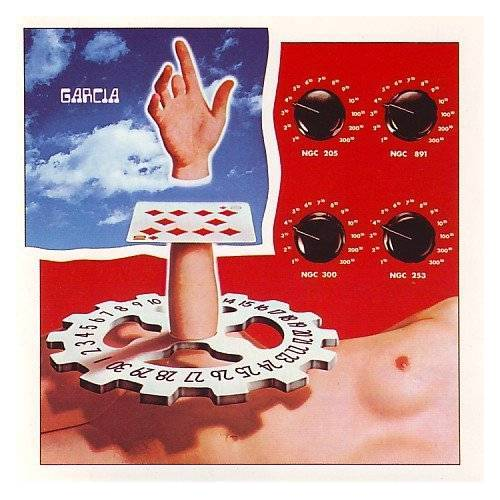 Jerry Garcia - Garcia/the Wheel - Preis vom 21.06.2021 04:48:19 h