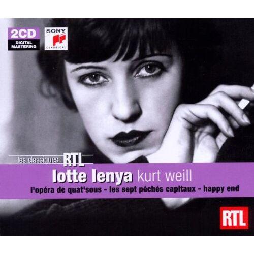 Lotte Lenya - Rtl Lotte Lenya - Preis vom 16.06.2021 04:47:02 h