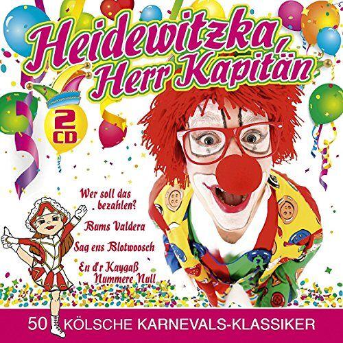Various - Heidewitzka, Herr Kapitän - 50 Große Erfolge - Preis vom 19.06.2021 04:48:54 h