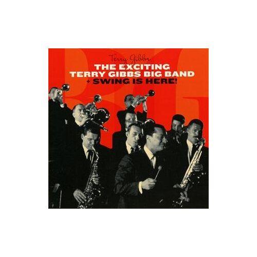 Terry Gibbs - The Exciting Terry Gibbs Big Band/ - Preis vom 22.06.2021 04:48:15 h