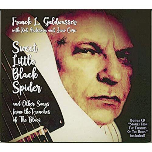 Franck L. Goldwasser - Sweet Little Black Spider (2-CD) - Preis vom 14.06.2021 04:47:09 h