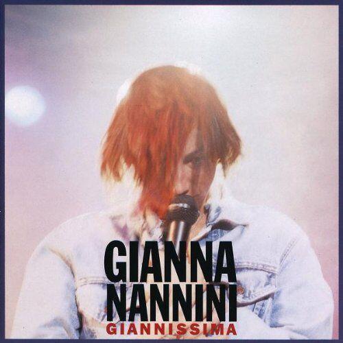 Gianna Nannini - Giannissima - Preis vom 17.06.2021 04:48:08 h
