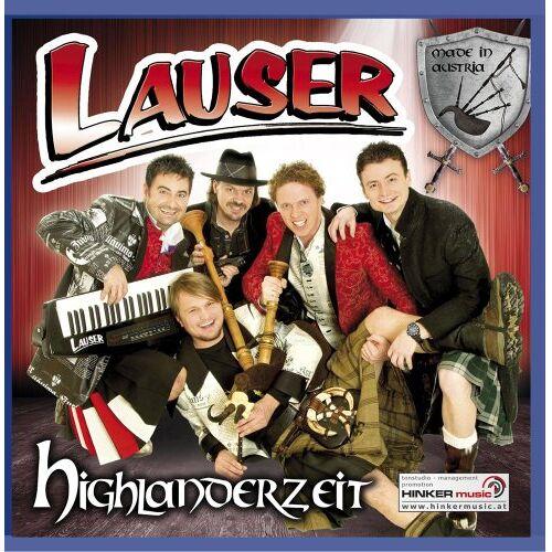 Die Lauser - Highlanderzeit - Preis vom 11.06.2021 04:46:58 h
