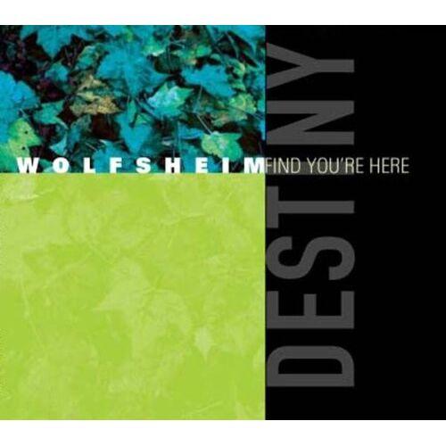Wolfsheim - Find You're Here - Preis vom 19.06.2021 04:48:54 h