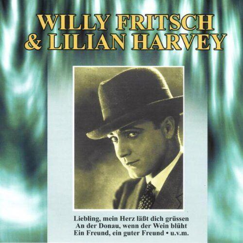 Lilian Harvey & Willy Fritsch - Willy Fritsch & Lilian Harvey - Preis vom 20.06.2021 04:47:58 h