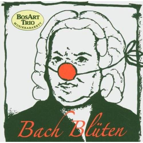 Klassik U.Komik - Bach Blüten - Preis vom 15.06.2021 04:47:52 h
