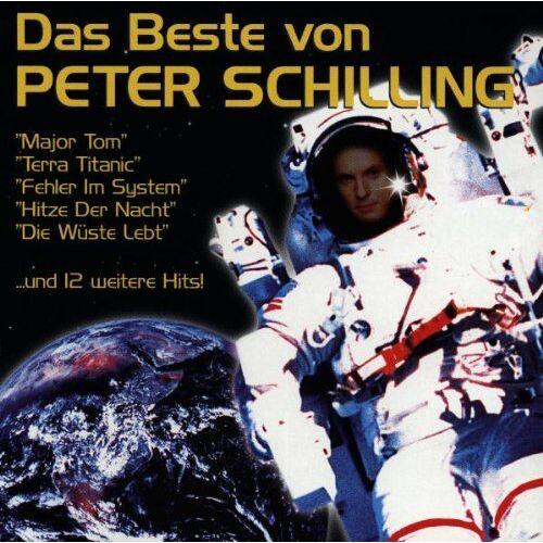 Peter Schilling - Das Beste Von Peter Schilling - Preis vom 22.07.2021 04:48:11 h